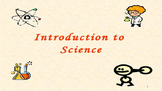 Introduction to Science - Scientific Method