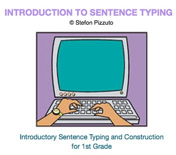Introduction to Sentence Typing for 1st Grade