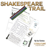 Shakespeare - introduction lesson