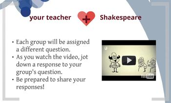 Introduction to Shakespeare Prezi