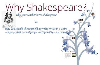 Introduction to Shakespeare Prezi
