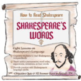 Introduction to Shakespeare: Shakespeare's Words