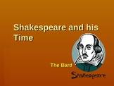 Introduction to Shakespearean Drama PowerPoint Bundle