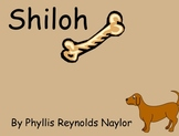 Introduction to Shiloh - Smartboard Lesson