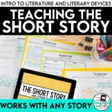 Short Stories: a common core mini-unit for any short story