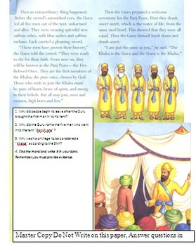 Introduction to Sikhism in Ancient India
