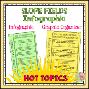 Introduction to Slope Fields Infographic