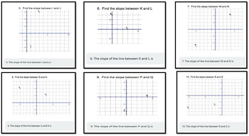 Introduction to Slope - PowerPoint Lesson and Printables!