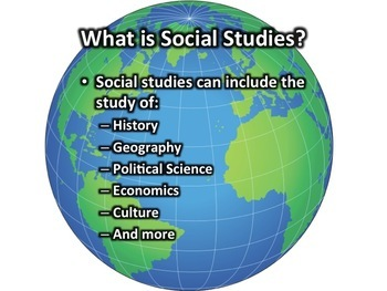 Introduction to Social Studies