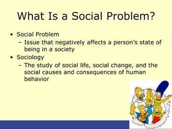 Introduction to Sociology Lesson (2 days)
