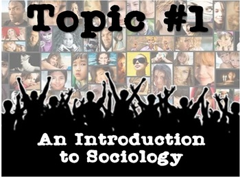 Introduction to Sociology - Resource Bundle