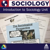 Introduction to Sociology Unit