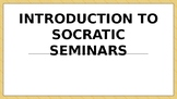 Introduction to Socratic Seminars