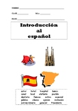 Introduction to Spanish Acclerated Learning Worbook (Part 1)