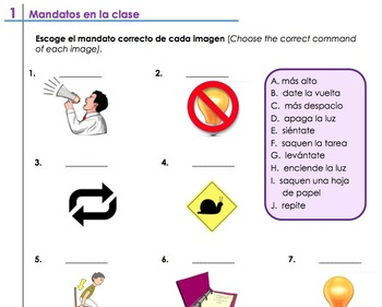 Introduction to Spanish Unit (Unidad 1): Tú vs. Usted, The Alphabet, Greetings