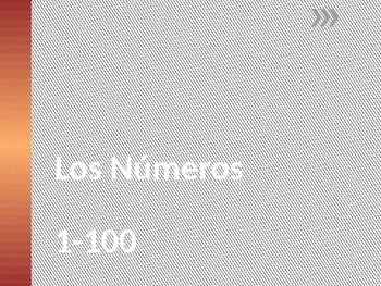 Introduction to Spanish numbers and animals