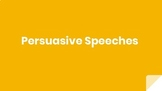 Introduction to Speeches