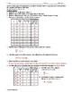 Introduction to Standard Deviation Worksheet