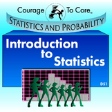 Introduction to Statistics (DS1): S.IC.A.1, S.ID.A.1