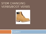 Introduction to Stem-Changing Verbs (Spanish II)