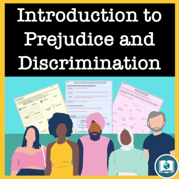 Introduction to Stereotypes, Prejudice & Discrimination Lesson for High School