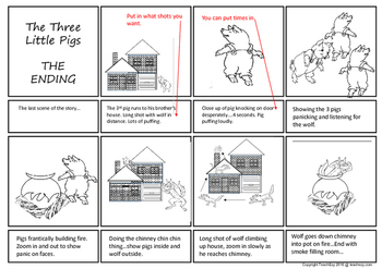 Introduction to Storyboarding and Film Making