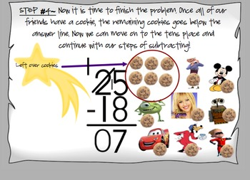 Introduction to Subtraction with Regrouping