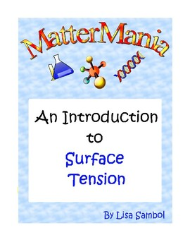 Introduction to Surface Tension