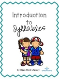 Intro to  6 Syllable Types:Closed,Open,V-c-e,Bossy R,Vowel
