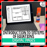 Introduction to Systems of Equations For Google Drive™