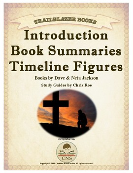 An Introduction to TRAILBLAZER Books and Guides; FREE Set of 40 Timeline Figures