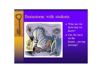 Introduction to Teaching/Learning Problem Based Case Studies