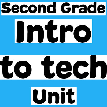 Introduction to Technology Unit - Year 2 STEM (Australian curriculum)