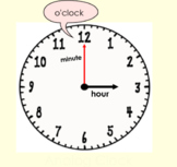 Introduction to Telling Time