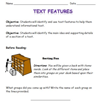 Introduction to Text Features
