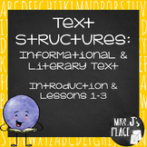 Introduction to Text and Literary Structure