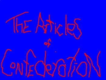 Introduction to The Articles of Confederation