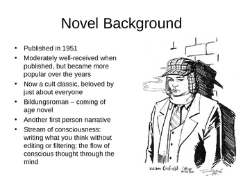 Introduction to The Catcher in the Rye