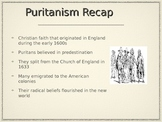 Introduction to The Crucible PowerPoint