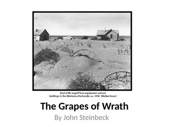 Introduction to The Grapes of Wrath