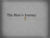 Introduction to The Hero's Journey