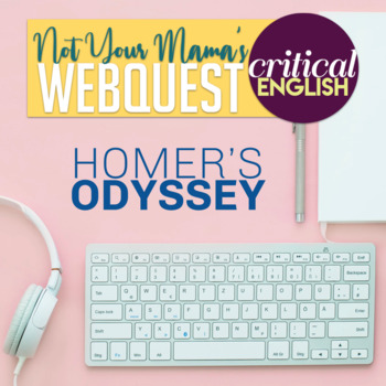 Introduction to The Odyssey - Emory Museum Webquest