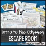 Introduction to The Odyssey Escape Room and Digital Breakout