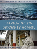 Introduction to The Odyssey by Homer: Focus on Greek Mythology