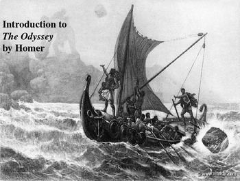 Introduction to The Odyssey - PowerPoint