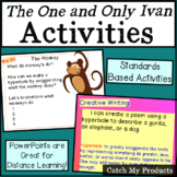 The One and Only Ivan Activities