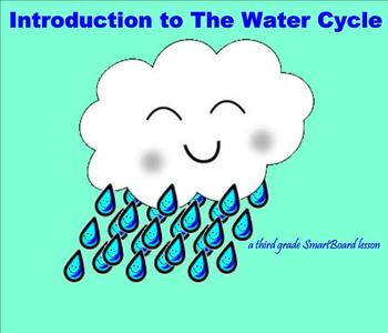 Introduction to The Water Cycle - A Third Grade SmartBoard
