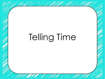 Introduction to Time