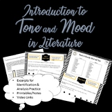 Introduction to Tone and Mood