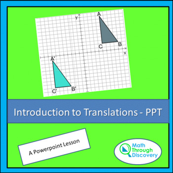 Introduction to Translations - PPT